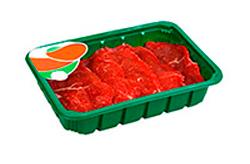 Лоток для мясной продукции